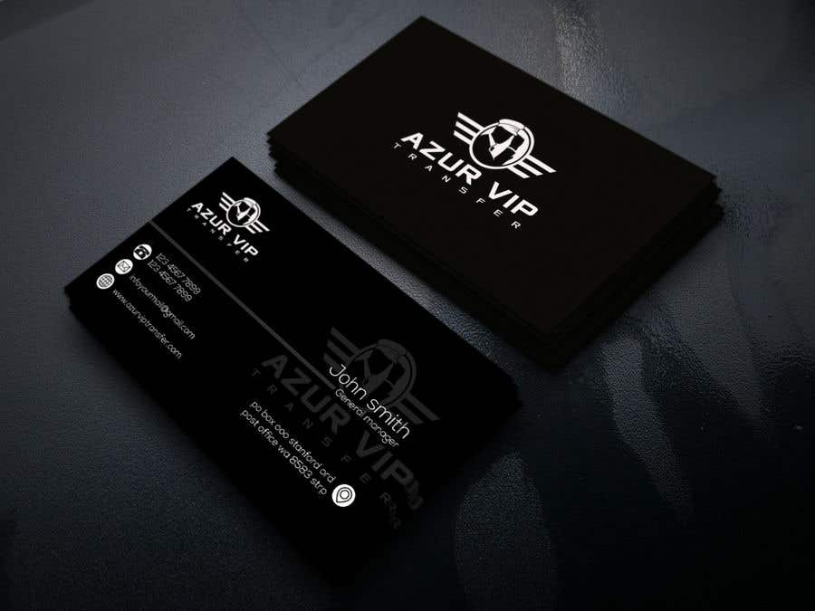 Entry #29 by sayedkha for Design an unique and luxury Business card ...