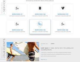 #5 สำหรับ Design a Website Mockup โดย rajchoudhary265