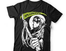 Nro 53 kilpailuun Halloween T-shirt Designs käyttäjältä DAISYMURGA
