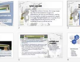 #24 for Beautifully design a Powerpoint template & PDF document for a company profile. by berggarduce