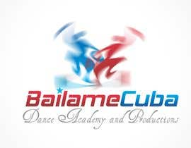#176 para Logo Design for BailameCuba Dance Academy and Productions de Khimraj