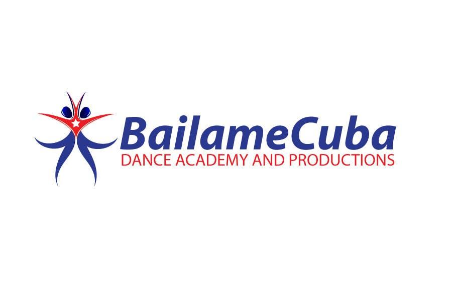 Bài tham dự cuộc thi #78 cho Logo Design for BailameCuba Dance Academy and Productions