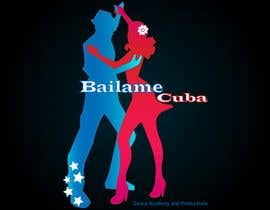 #148 dla Logo Design for BailameCuba Dance Academy and Productions przez flowebdesign