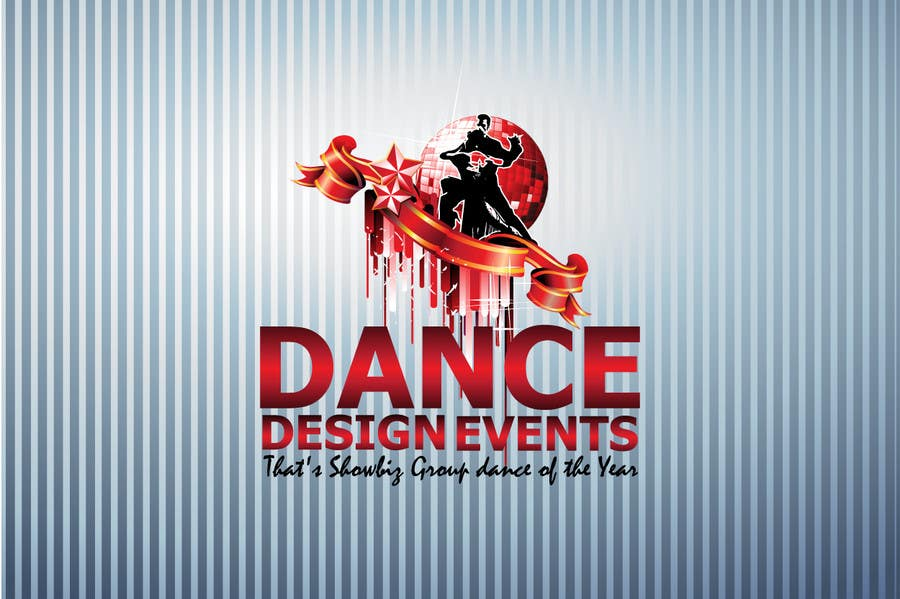Contest Entry 74 For Logo Design Nationwide Group Dance Competition Thats