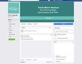 nº 16 pour Design a Facebook landing page par alaminador