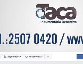 nº 1 pour Design a Facebook landing page par ceciliataibo