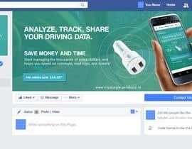 nº 6 pour Design a Facebook landing page par VekyMr