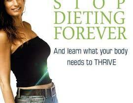 zinebzeno tarafından Design a Front & Back Cover for a Nutrition Book için no 33