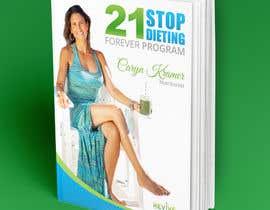 Mimi214 tarafından Design a Front & Back Cover for a Nutrition Book için no 5