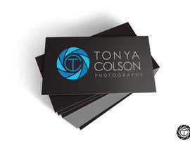 nº 127 pour Logo Design for Tonya Colson Photography par benpics