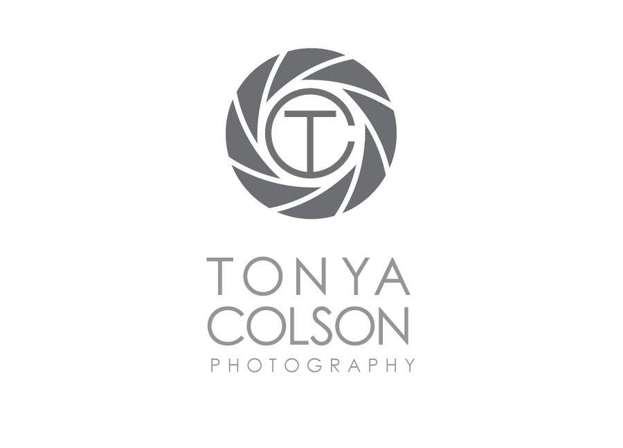 Konkurrenceindlæg #104 for Logo Design for Tonya Colson Photography