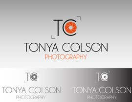 #105 cho Logo Design for Tonya Colson Photography bởi maksocean