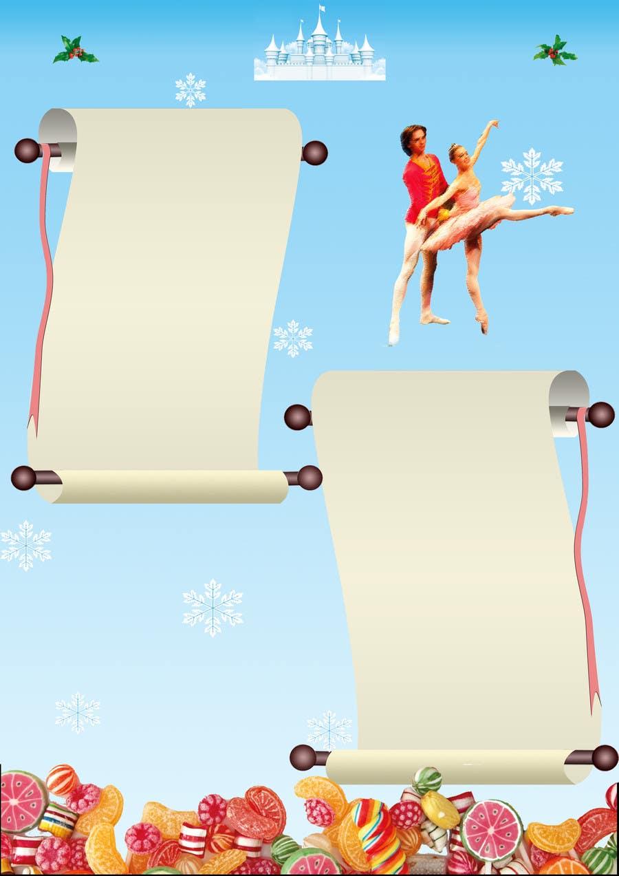 Bài tham dự cuộc thi #                                        29                                      cho                                         Graphic Design for A Ballet Event Programme