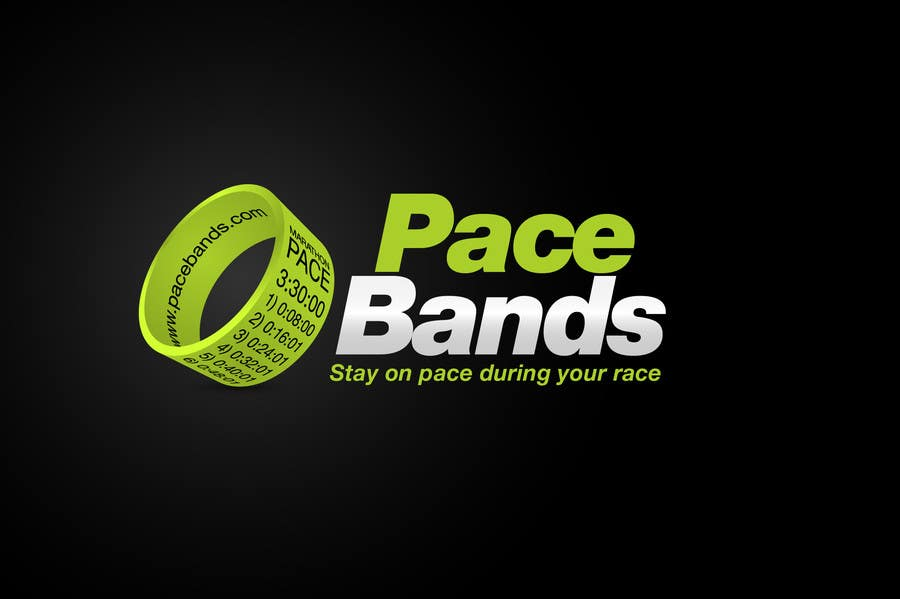 Contest Entry #34 for Logo Design for Pacebands