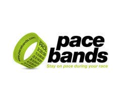 nº 24 pour Logo Design for Pacebands par marcopollolx