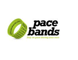 nº 23 pour Logo Design for Pacebands par marcopollolx