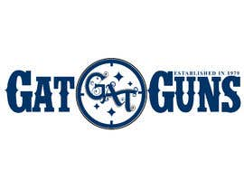 #252 for GAT GUNS needs a Logo by karypaola83