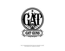 #231 for GAT GUNS needs a Logo by AbanoubFahmy01