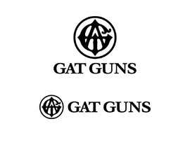 #347 for GAT GUNS needs a Logo by LouieJayO
