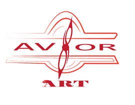 #20 for Logo Design for Avaition Art Gallery by Mahm0udAbd0