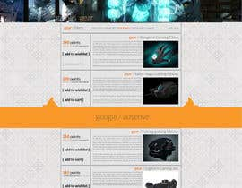 nº 12 pour Website Design for guilde agora par hipnotyka