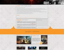 #9 for Website Design for guilde agora af hipnotyka