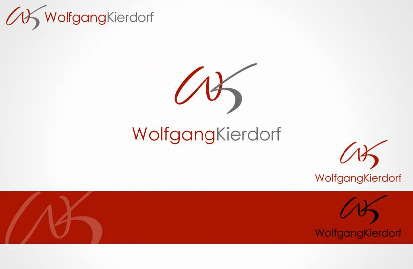 Contest Entry #72 for Logo Design for Personal Brand Logo: Wolfgang Kierdorf