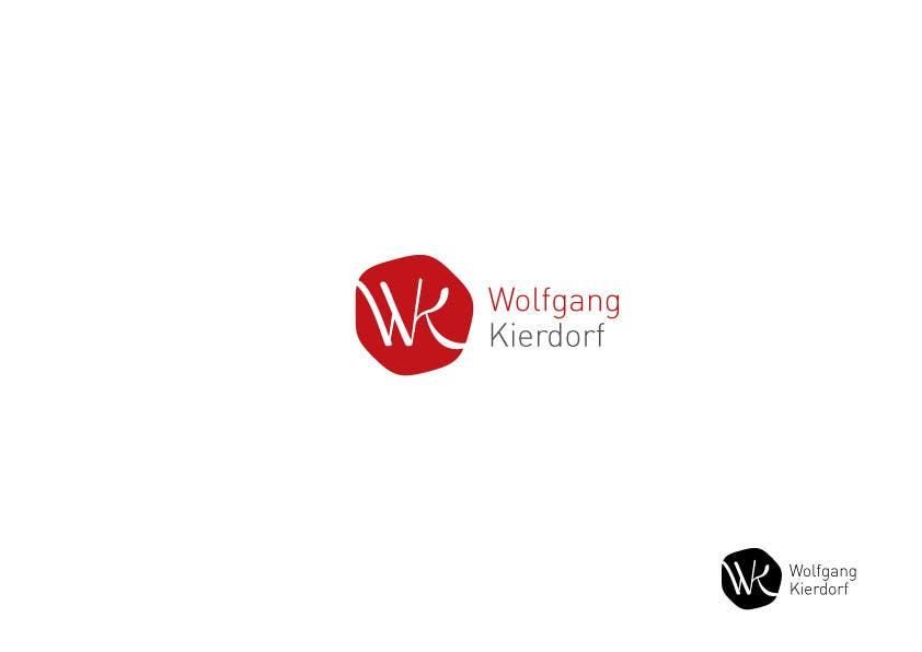 Inscrição nº 45 do Concurso para Logo Design for Personal Brand Logo: Wolfgang Kierdorf