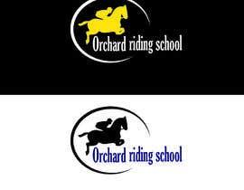 Nro 29 kilpailuun Riding School Logo käyttäjältä NirobAlim