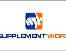 nº 372 pour Logo Design for Supplement Worx par arteq04
