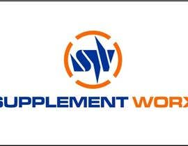 nº 323 pour Logo Design for Supplement Worx par arteq04
