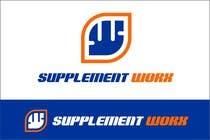 Logo Design for Supplement Worx için Graphic Design241 No.lu Yarışma Girdisi