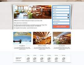 #8 for Design eines Website Layouts für Hotel by goutam08