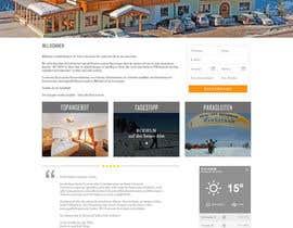#3 for Design eines Website Layouts für Hotel by BB1
