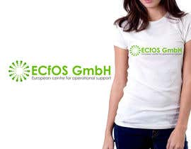 #13 cho Logo Design for ECfOS GmbH bởi csdesign78