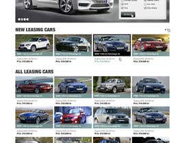 #53 pentru Website Design for Bavaria KBH (Car Leasing + Finansing website) de către creator9