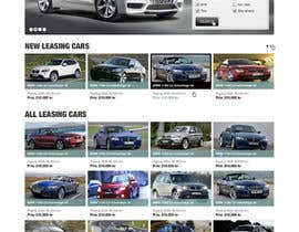 #35 untuk Website Design for Bavaria KBH (Car Leasing + Finansing website) oleh creator9