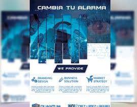 #32 for Design Promotion Flyer af cfbutterfly