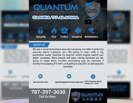 #34 for Design Promotion Flyer af cfbutterfly
