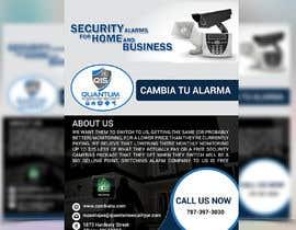 #35 for Design Promotion Flyer af cfbutterfly