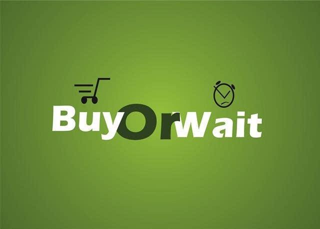 Конкурсная заявка №1422 для Logo Design for BuyOrWait