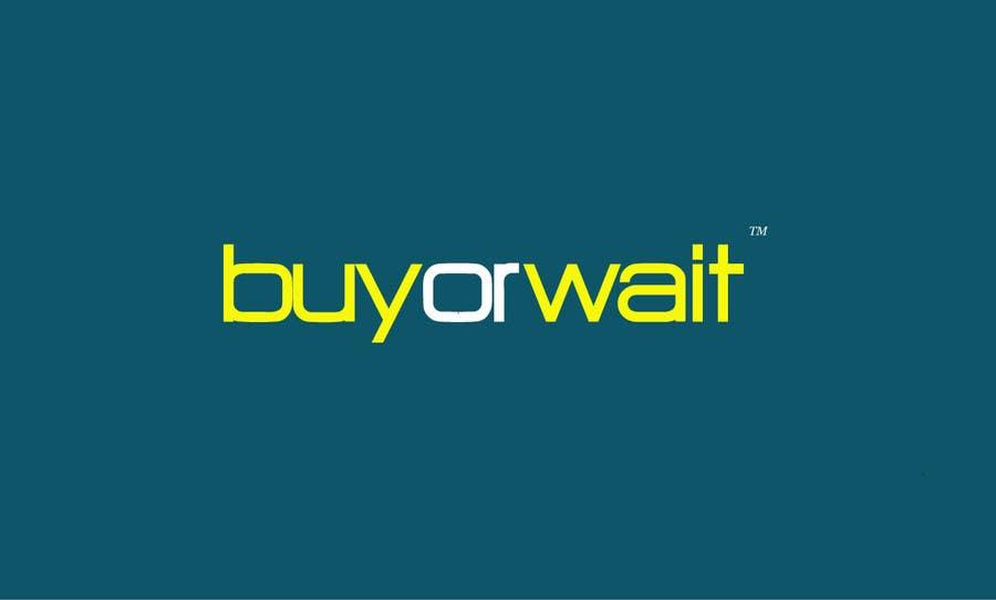 #1221 for Logo Design for BuyOrWait by crystaluv