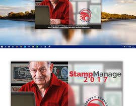 #29 for Splash Screen For Our Stamp Collecting Software by israeljj