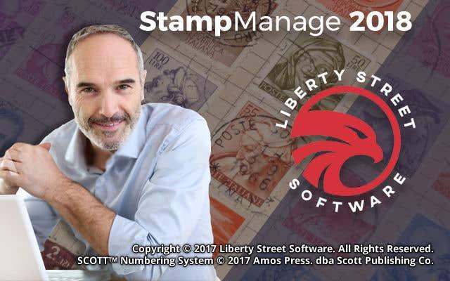 Kilpailutyö #14 kilpailussa Splash Screen For Our Stamp Collecting Software