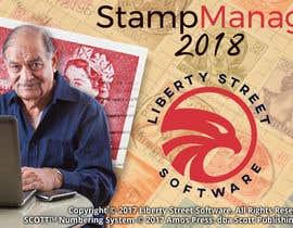 Nro 38 kilpailuun Splash Screen For Our Stamp Collecting Software käyttäjältä irisdesign
