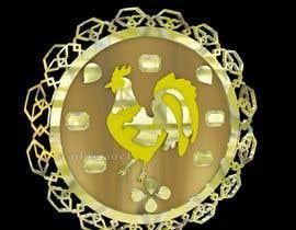 #17 dla Fine jewelry design for necklace/brooch przez carlosov