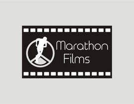 Nro 87 kilpailuun Design a Logo for Marathon Films käyttäjältä mahinona4