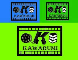 logoworld001 tarafından suggest a Japanese or some interesting name and logo for a company selling books and movies için no 13