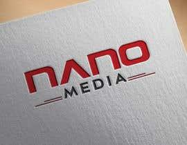 Nro 22 kilpailuun Nano Media Logo käyttäjältä realexpertkhan