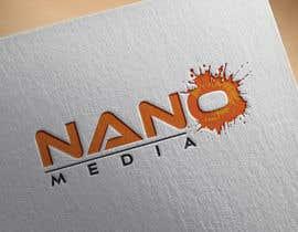Nro 37 kilpailuun Nano Media Logo käyttäjältä realexpertkhan